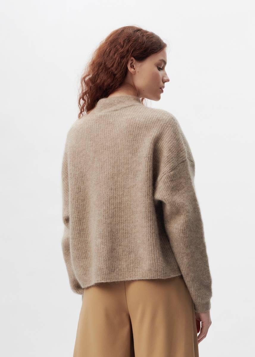 GESTUZ - DebbieGZ Short Cardigan NOOS Warm Sand Melange